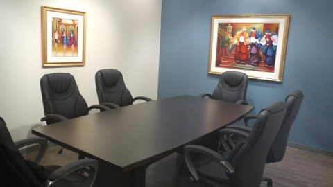 commercial-renovation-conference-room-blue-wall