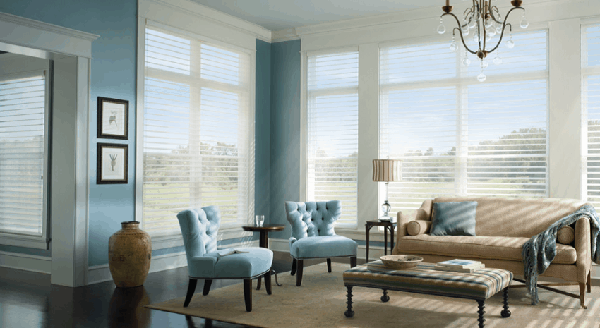 Silhouette Shades by Hunter Douglas