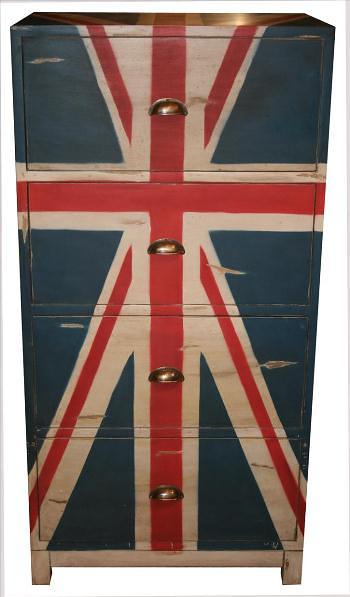 Trend spotting - The Union Jack