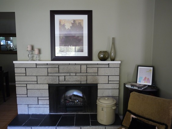 Creating an Autumn Mantel for Your Home by Nancy DeVries in North Vancouver BC