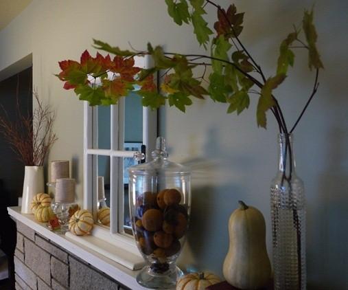 Autumn mantle