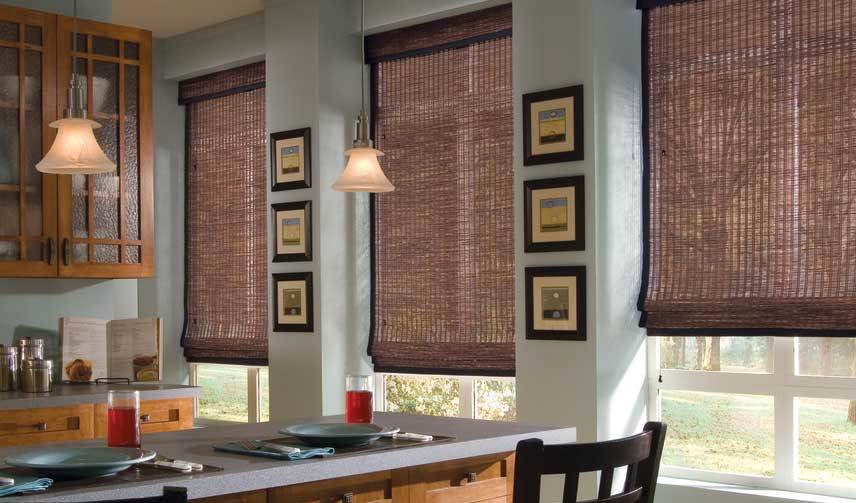 Custom Drapes and Window Treatments