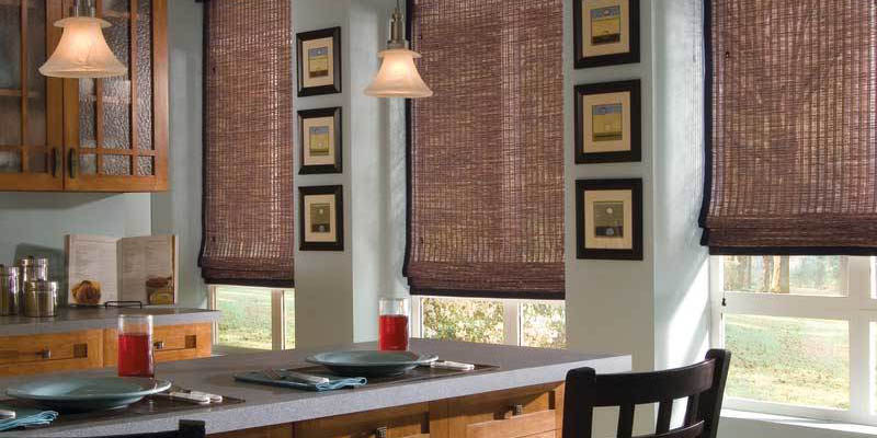 drapes-and-window-treatments-kitchen-blinds