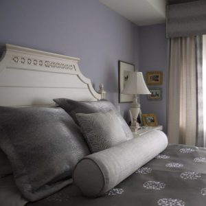 Custom Bedding and Window Coverings