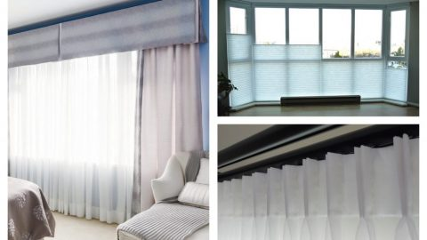 vancouver-custom-drapes-cellular shades top down bottom up - blinds