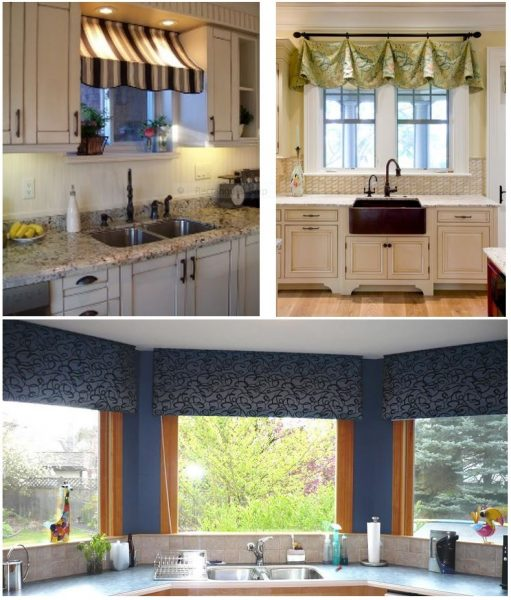 Valance photo collage