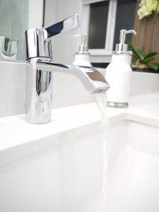 Dornbract single lever faucet