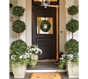 How to make the best first impression of your home. Part 1