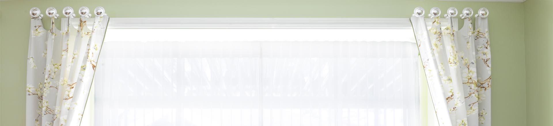 Custom Drapes and Window Treatments