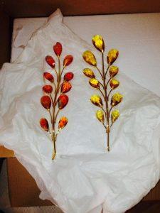 chandelier mismatch crystals