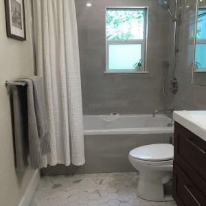 Bathroom renovation design by Urban Aesthetics