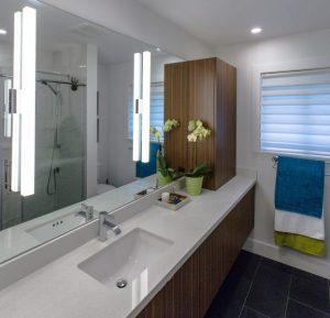 Bathroom renovation by Urban Aesthetics